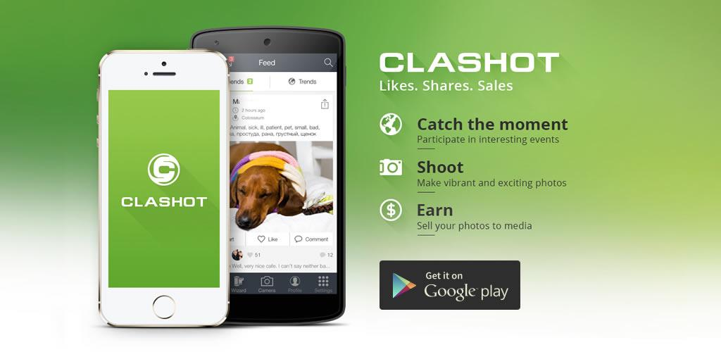 Clashot-earn-cash-with-photos