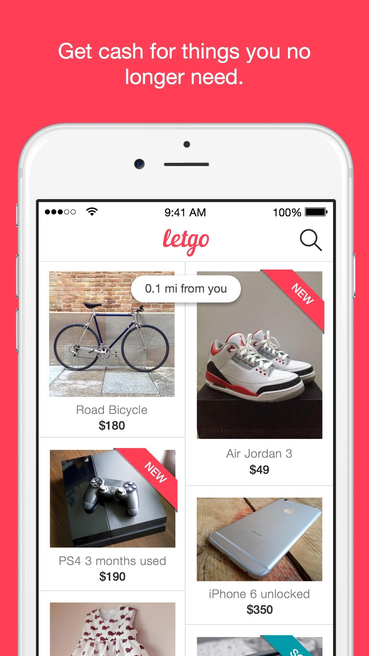 letgo coupon Raises
