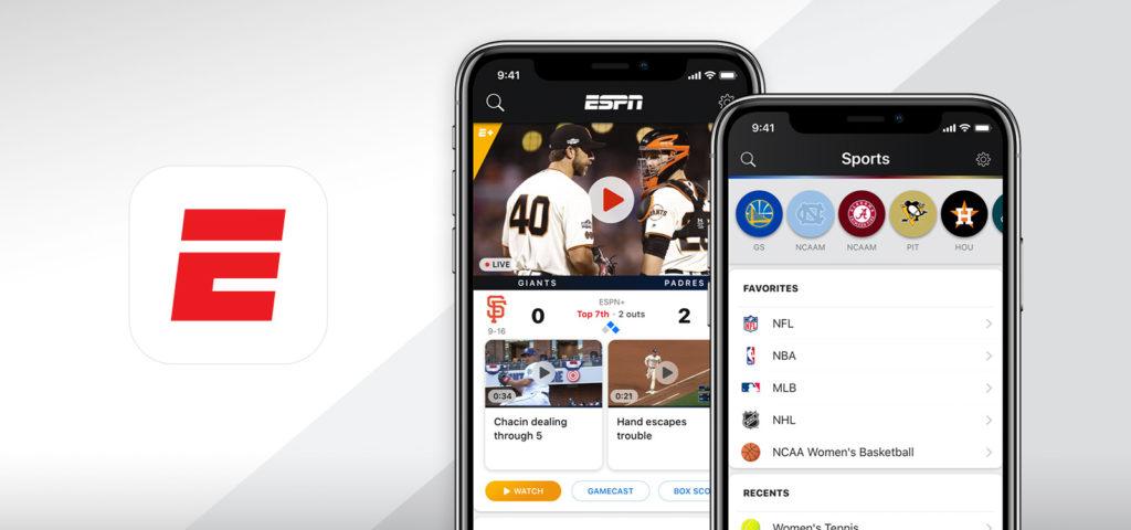 espn sport apps