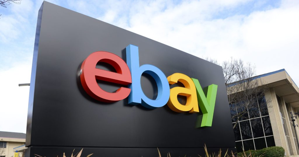 shopping on eBay-Online Shopping Website