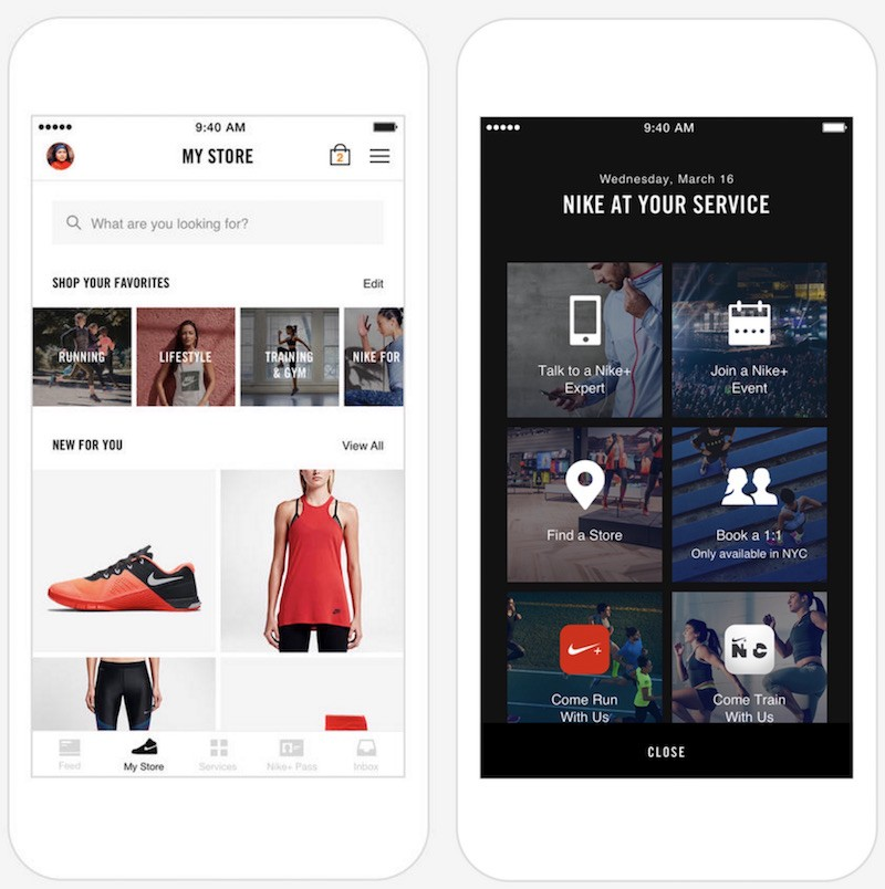 Nike-app-weight loss apps