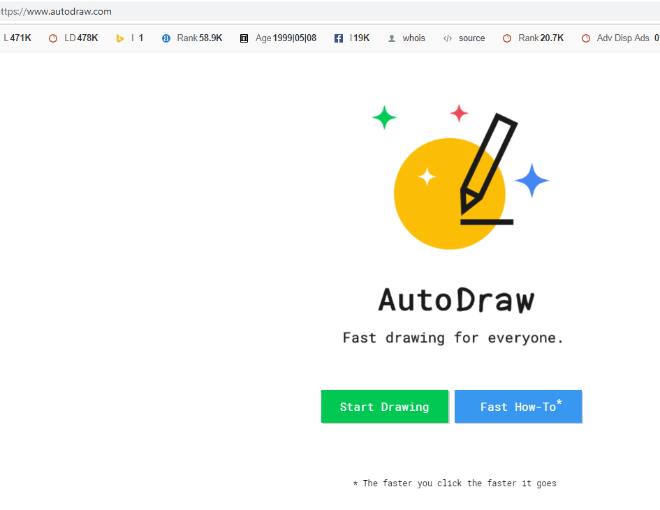 Autodraw-The Useful Sites Everybody