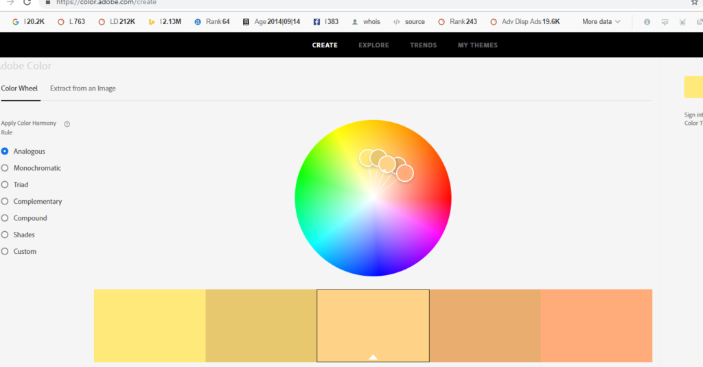 Colour.adobe-The Useful Sites Everybody
