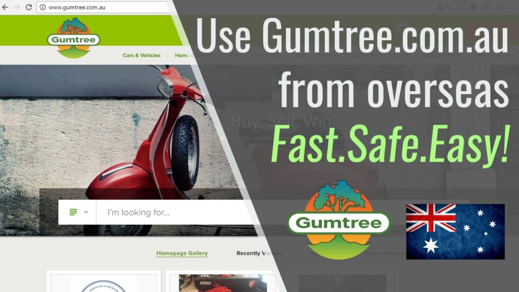 Gumtree advertises jobs,