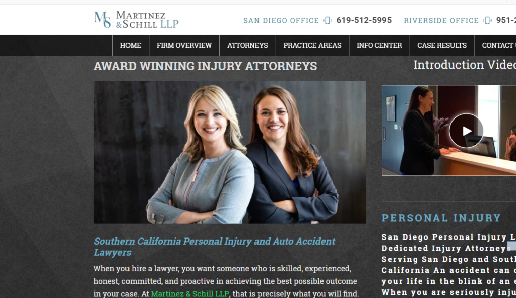 accident lawyer  Moreno valley