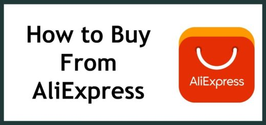 How to Sign Up & Buy From AliExpress