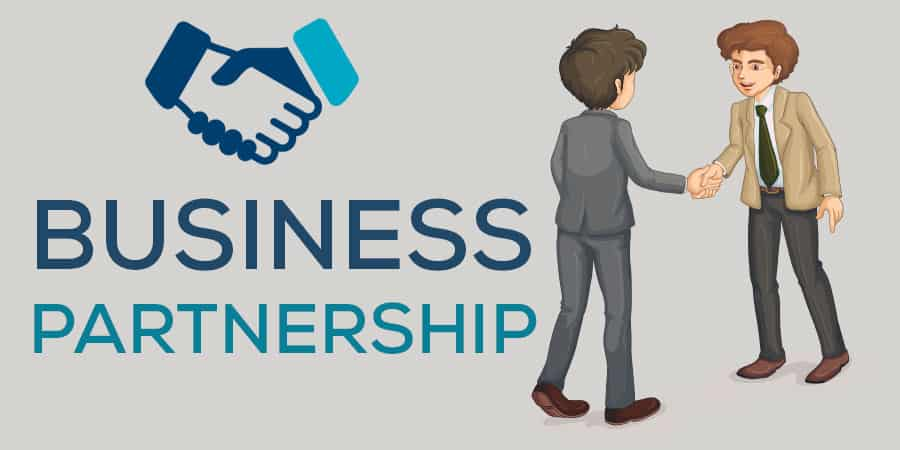 Business-Partnership online marketing agency