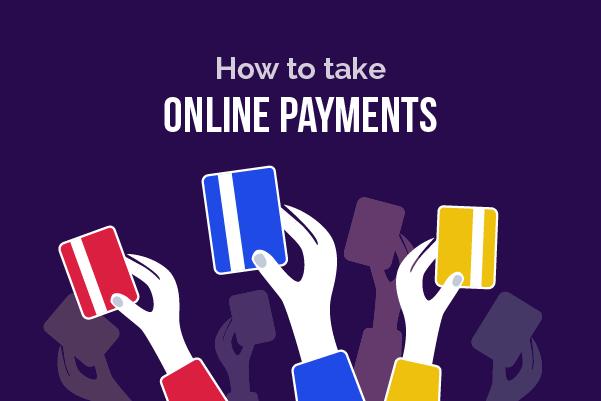 online marketing online shop payments