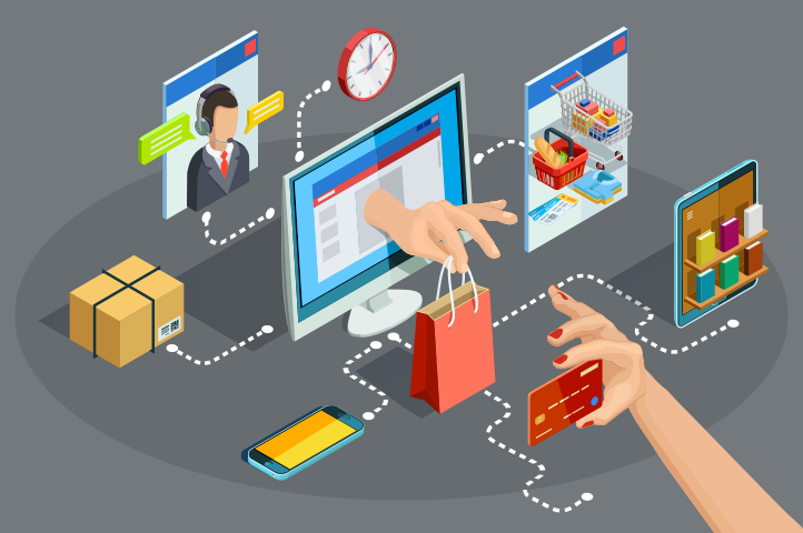 online marketing payments system