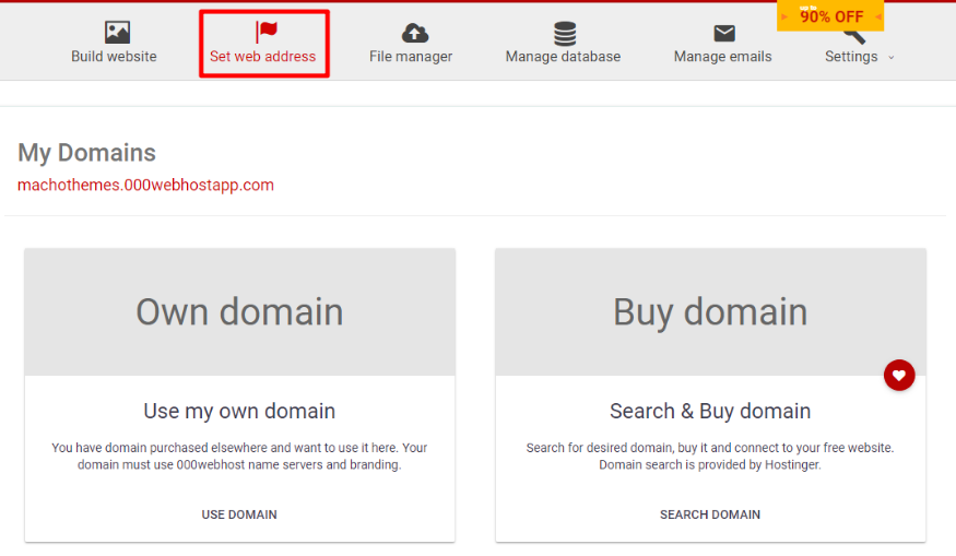 online marketing website online shop -marketing-services